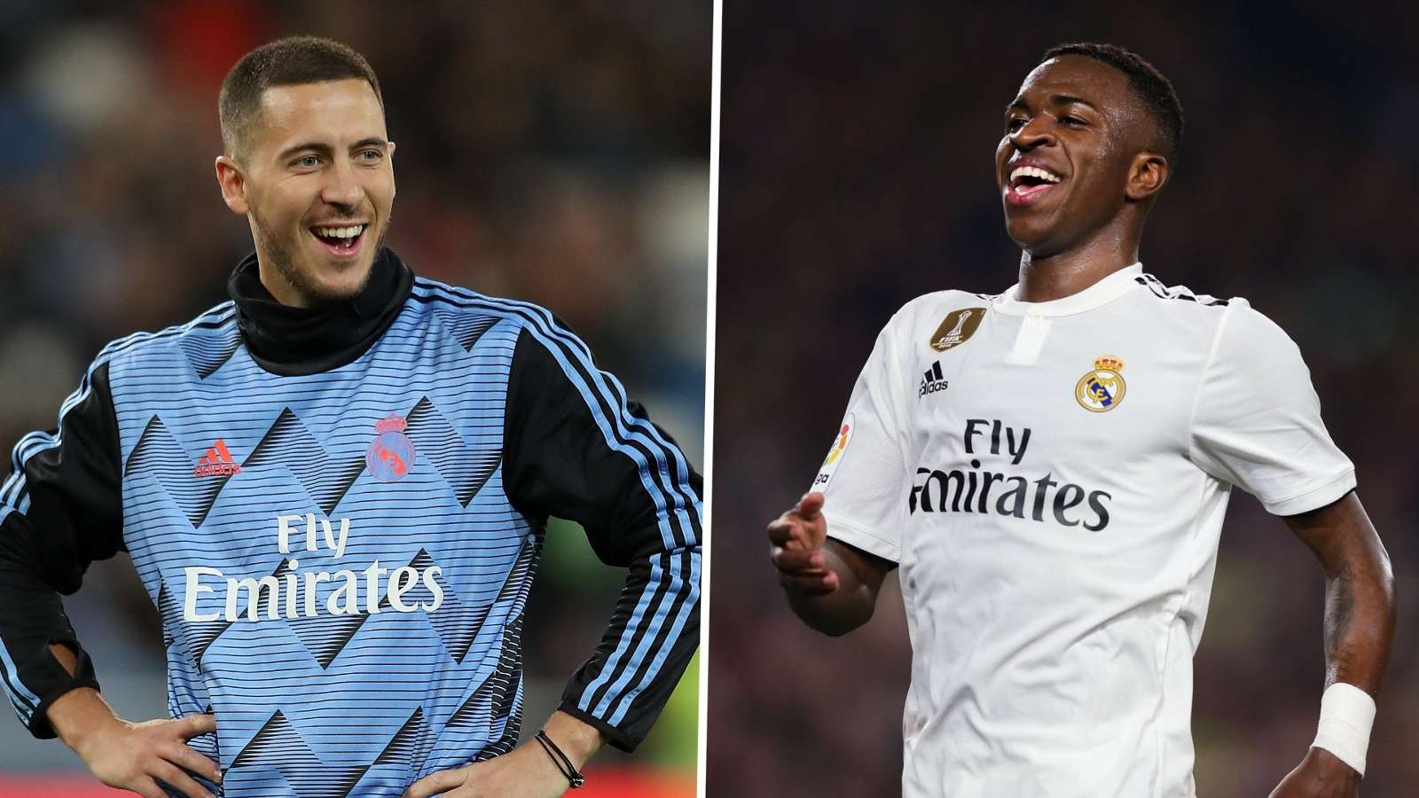 Hazard/Vincius Real Madrid 2019-20