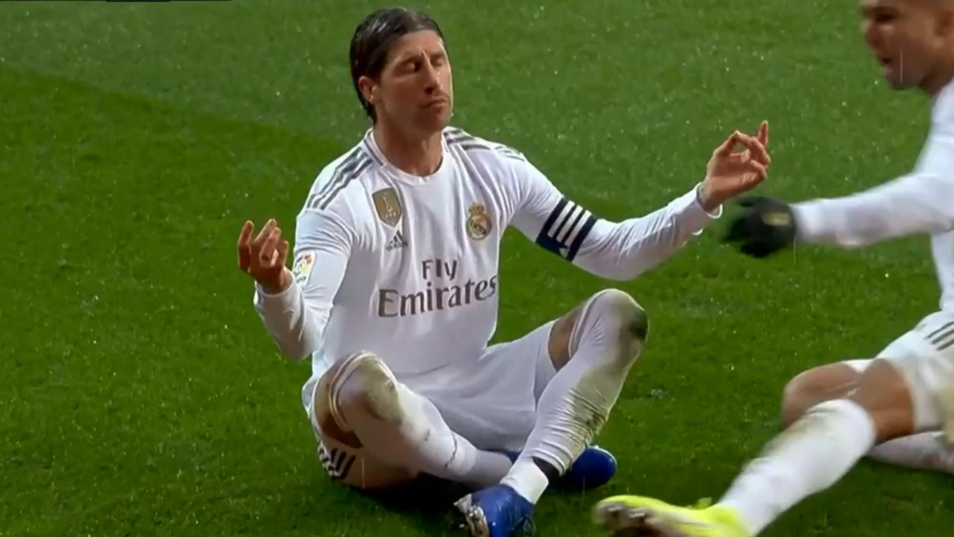 Real Madrid - Comment Sergio Ramos était tenu à l'écart des tentations