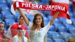 美女サポワールドカップ_日本vsポーランド_ポーランド1