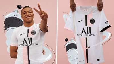 PSG away kit 2021-22 Nike