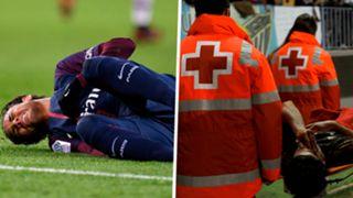 Football pain composite