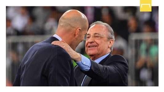 Real Madrid : Pérez refuse 250 millions d'euros   Goal.com
