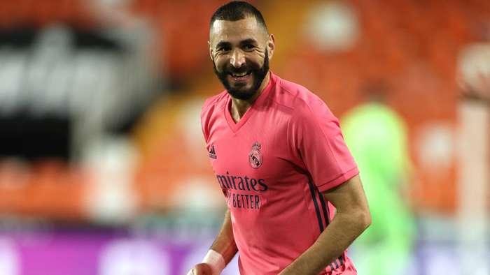 Karim Benzema Real Madrid 2020-21