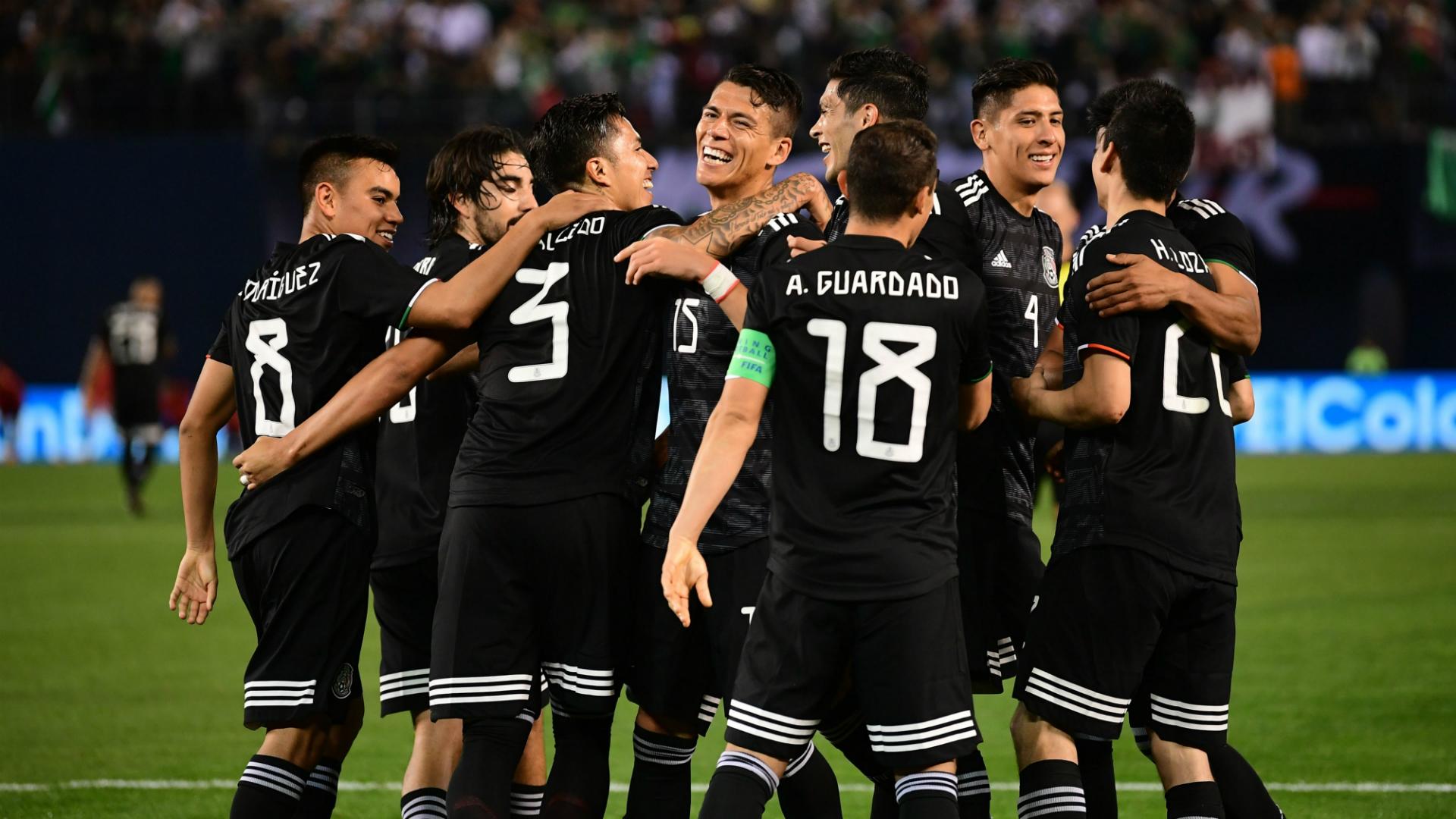México Chile Fecha FIFA 2019