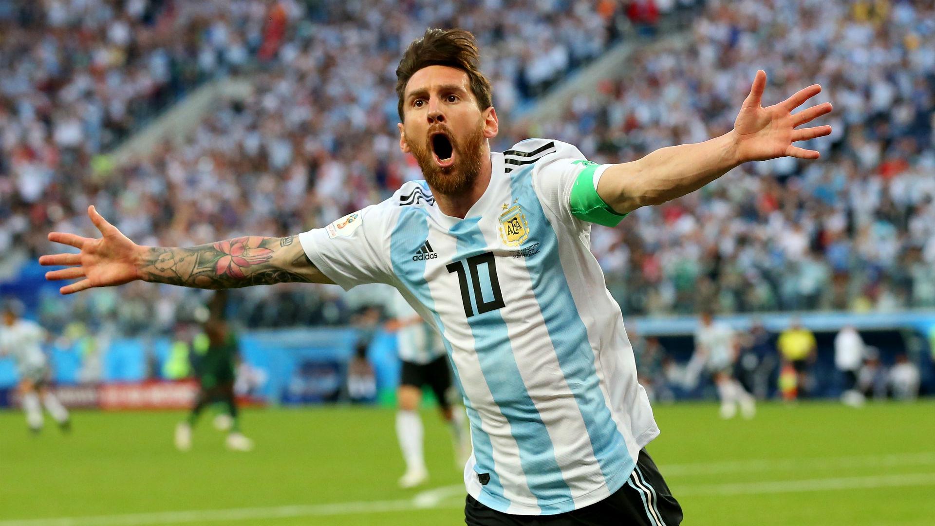 Carlos Tevez urges u0027soul of Argentinau0027 Lionel Messi not to retire