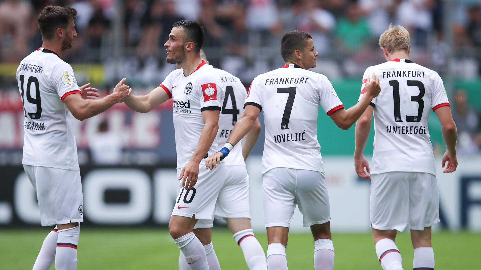 VIP TICKET UEFA EL 2019//20 FC Vaduz Eintracht Frankfurt