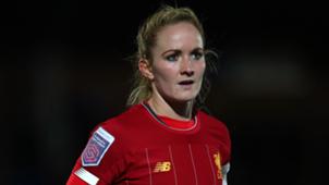 Sophie Bradley-Auckland Liverpool Women 2020