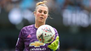 Mary Earps Manchester United Women 2019
