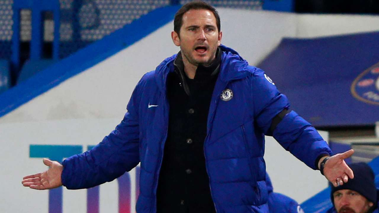 Frank Lampard 2021