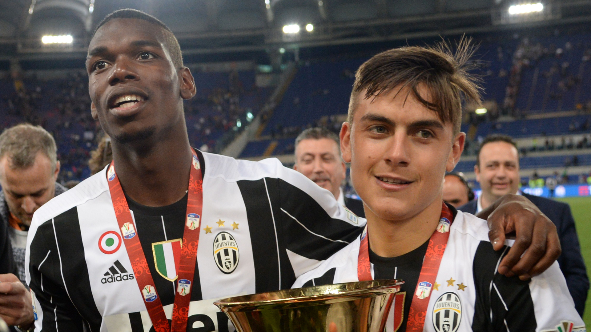 Dybala drops Pogba future hint as Juventus star admits to celebration target