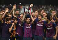 Barcelona won Spanish Super Cup 2018