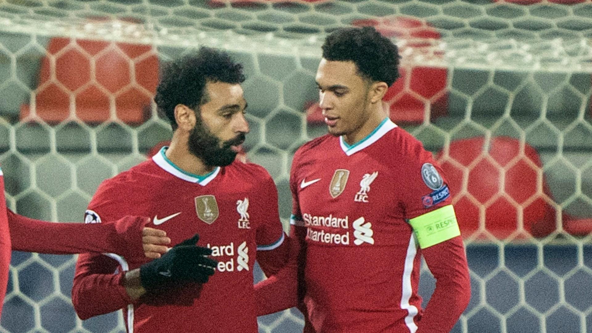 Le Pharaon Mohamed Salah détrône le roi Gerrard — Liverpool