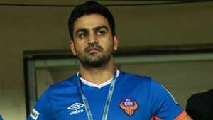 Akshay Tandon FC Goa