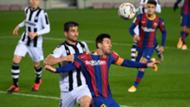 Postigo Messi LaLiga Barcelona Levante