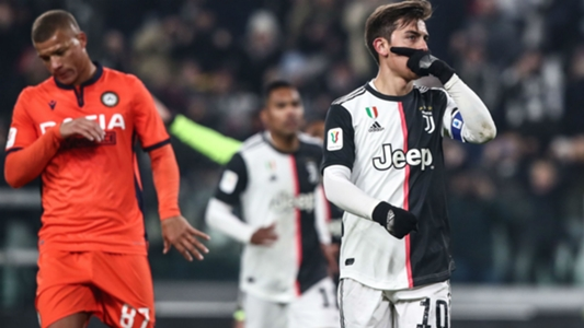 El resumen del Juventus vs. Udinese, de la Coppa Italia: vídeo, goles y estadísticas | Goal.com