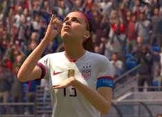 Alex Morgan FIFA 20