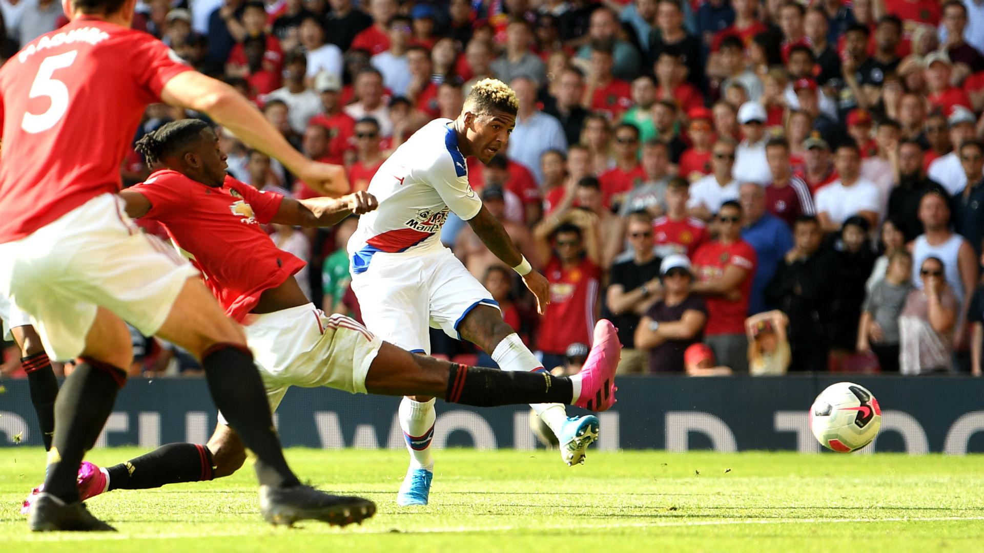 Patrick van Aanholt Crystal Palace Manchester United 240819