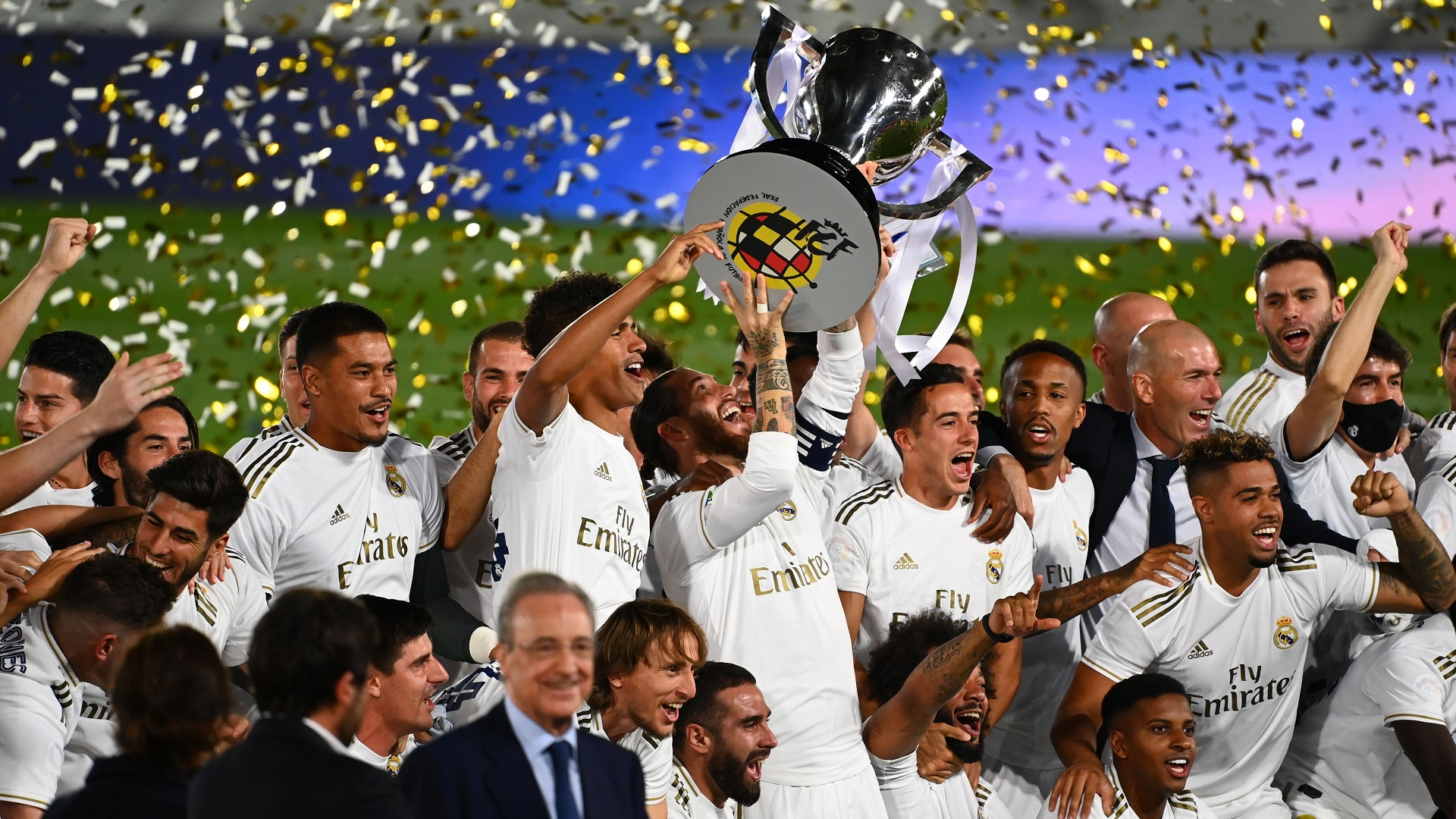 Five key reasons why Real Madrid have just clinched their 34th La Liga title