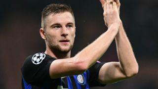Milan Skriniar Inter 2018-19