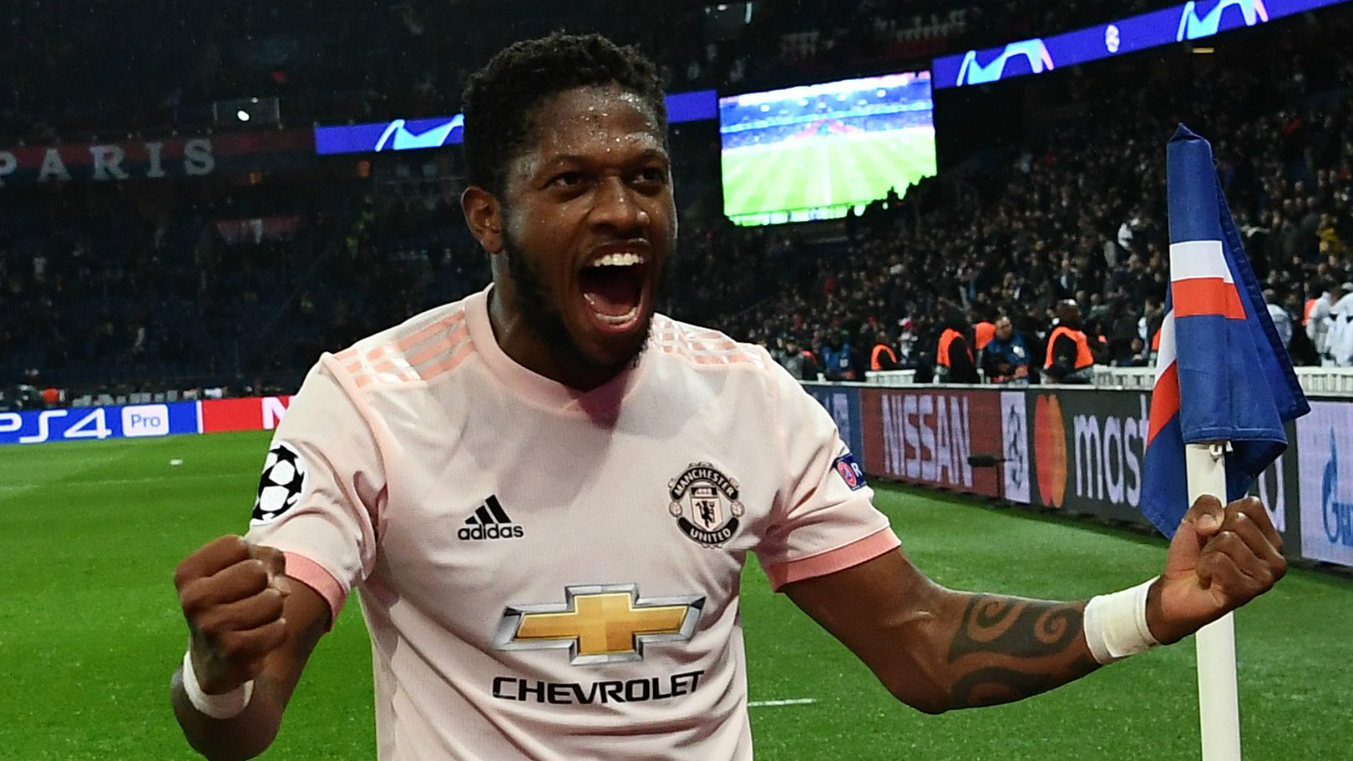 PSG without Verratti, Paredes against Man Utd in Champions League