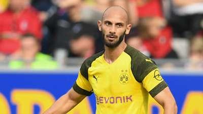 Omer Toprak Dortmund 2019