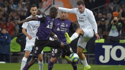 Kevin Strootman Olympique Marseille 11242019