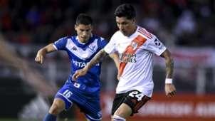 Lucas Robertone Enzo Perez River Velez Superliga 22092019