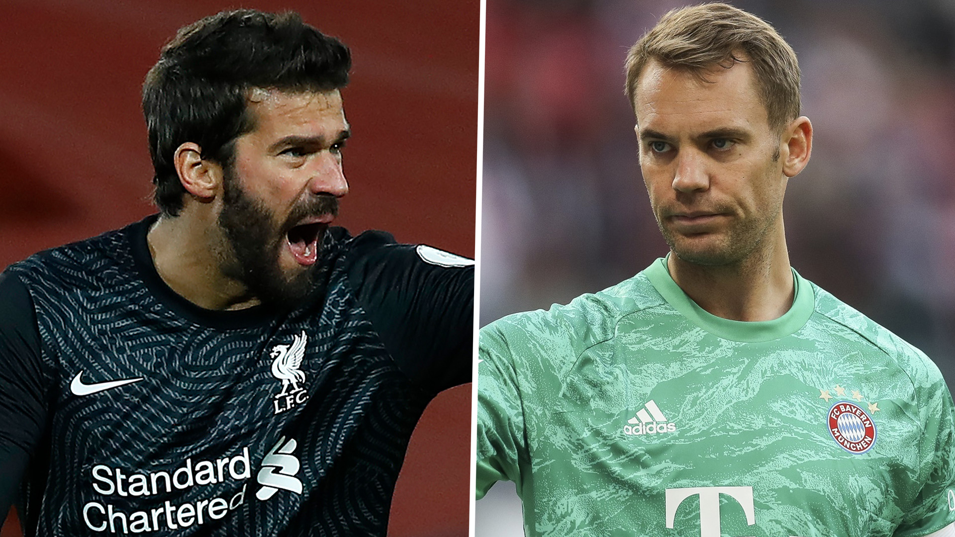 Alisson is 'Ronaldo-esque' but Neuer is best goalkeeper in the world, says ex-Liverpool No.1 James