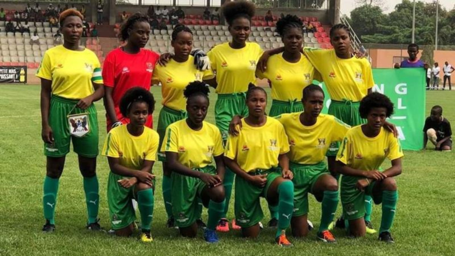 Coronavirus: Sao Tome and Principe U17 girls return home after being stranded in Cameroon