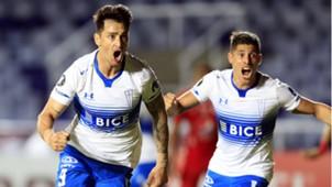 Fernando Zampedri América U Católica Copa Libertadores 2020