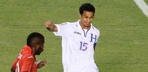 Mario Berrios Honduras CONCACAF Gold Cup 2013
