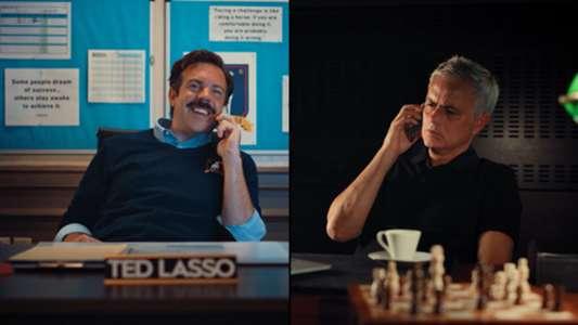 Mourinho channels his Ted Lasso advice as he dodges Bale questions | Goal.com