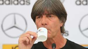 Joachim Low Germany 2018 coffee
