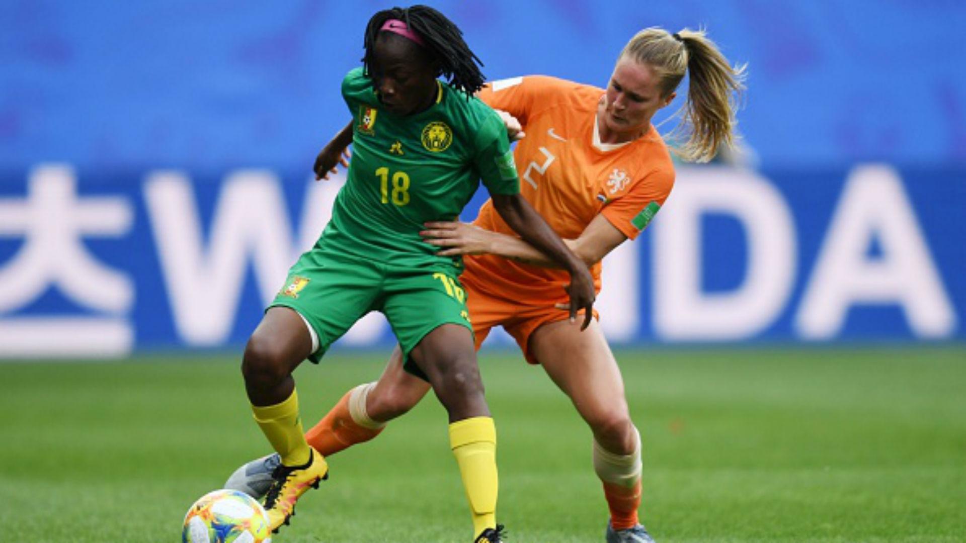 Henriette Akaba: Soyaux sign Cameroon striker from Minsk