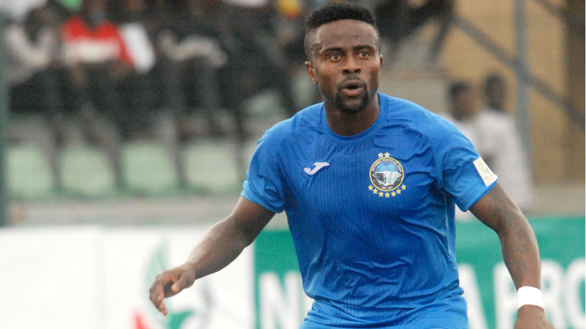 WATCH: Dimgba's hat-trick powers Enyimba past Paradou