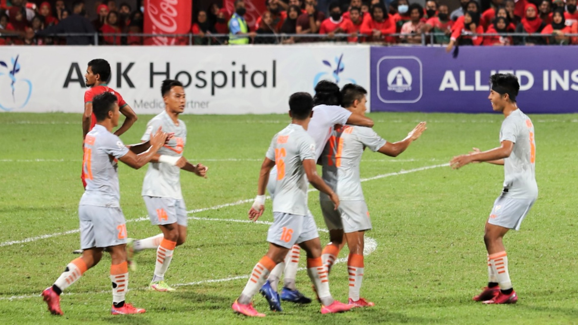 'Calm Apuia and threatening crosses' – What we learnt from India's win over Maldives in SAFF Championships