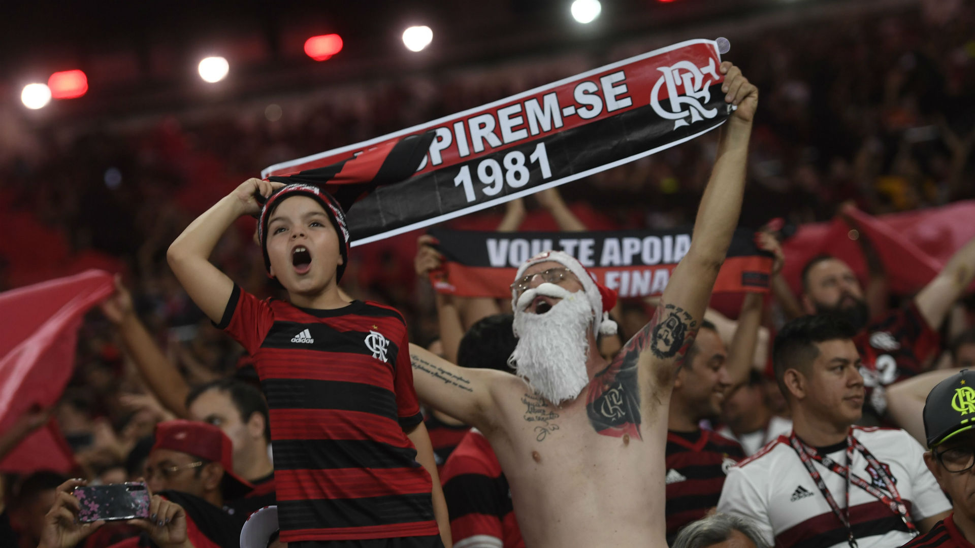 Flamengo Grêmio Libertadores 23 10 2019