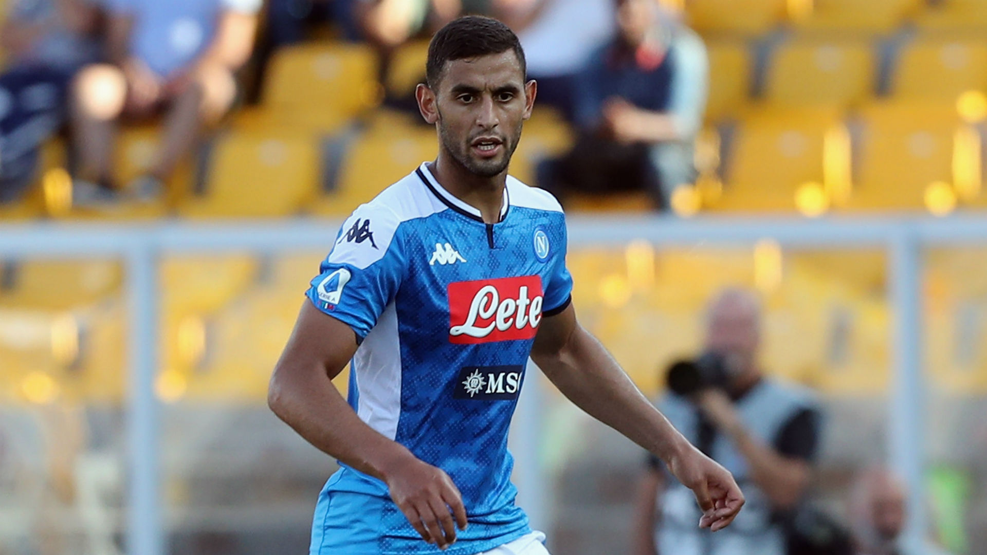 Faouzi Ghoulam not worried about his Napoli future