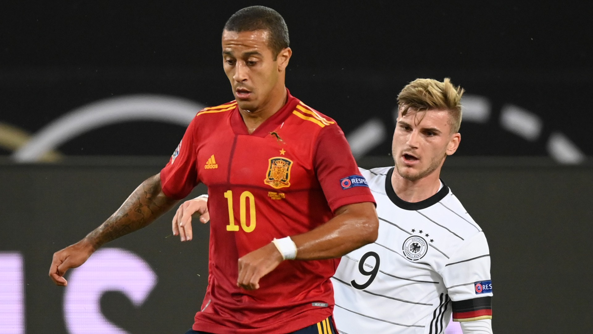 กายายิงเซฟ! สเปนไล่เจ๊าเยอรมันทดเจ็บ 1-1 ประเดิมเนชั่นส์ ลีก | Goal.com