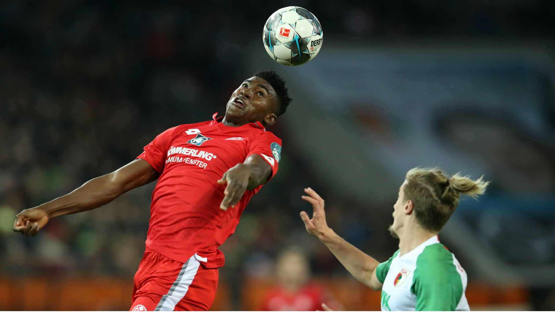 Liverpool loanee Awoniyi ends wait for first Mainz goal against Cologne
