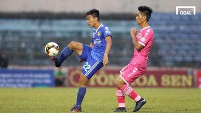 Quảng Nam Sài Gòn FC Vòng 1 V.League 2018