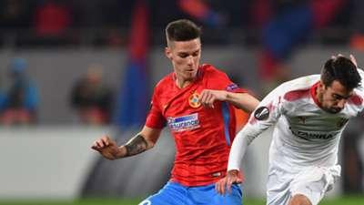 Dennis Man Steaua Hapoel Europa League 11022017