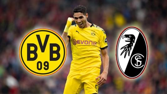 Dortmund Vs Sc Freiburg