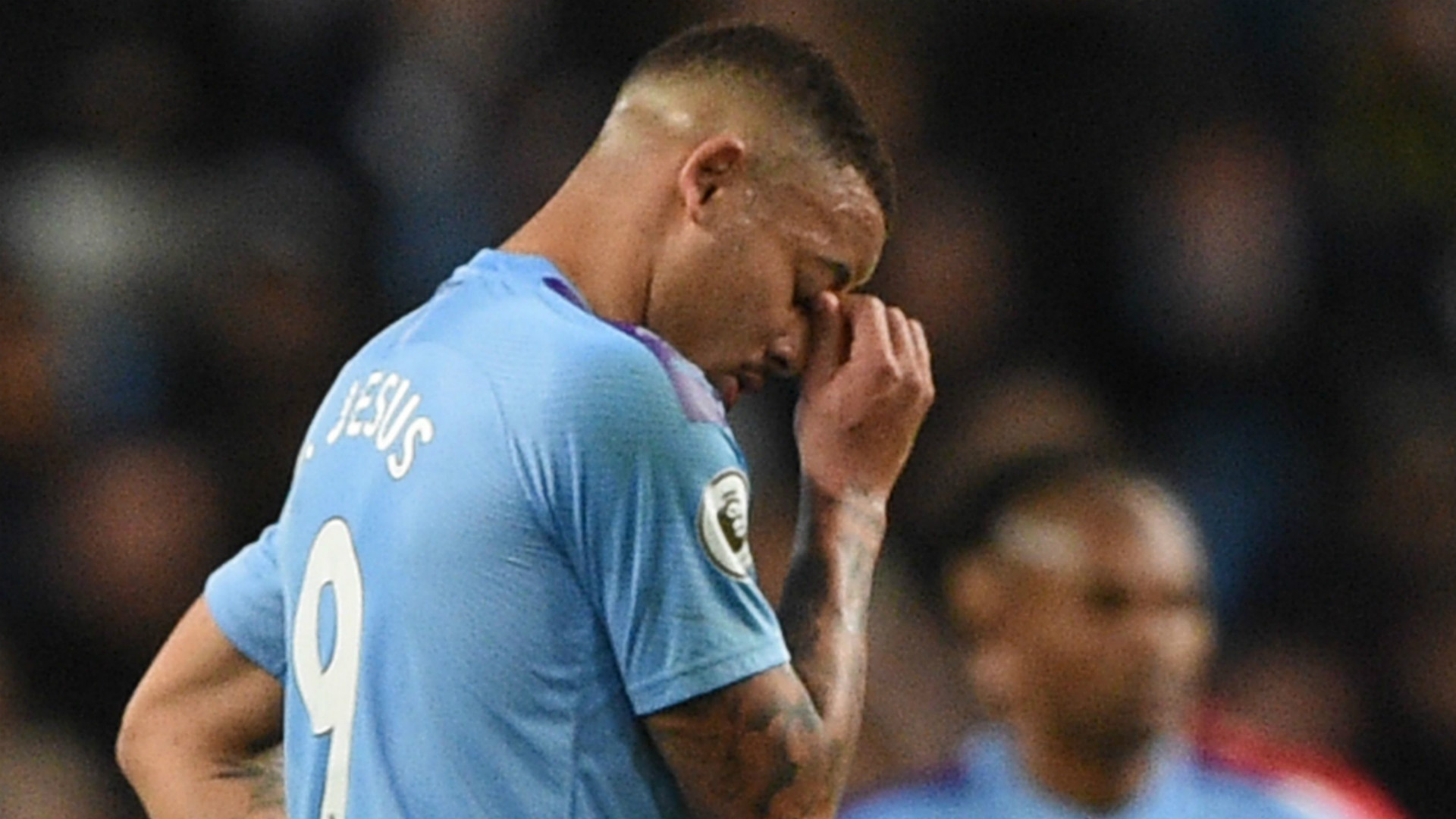Gabriel Jesus: Manchester City star equals El Hadji Diouf's awful penalty record