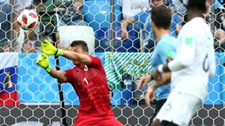 Fernando Muslera Uruguay France World Cup 060718