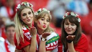 美女サポワールドカップ_ポーランドvsセネガル_ポーランド1