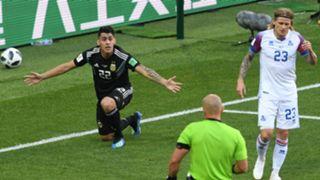 Cristian Pavon Argentina Iceland World Cup 2018