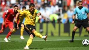 Eden Hazard Belgium 2018 World Cup
