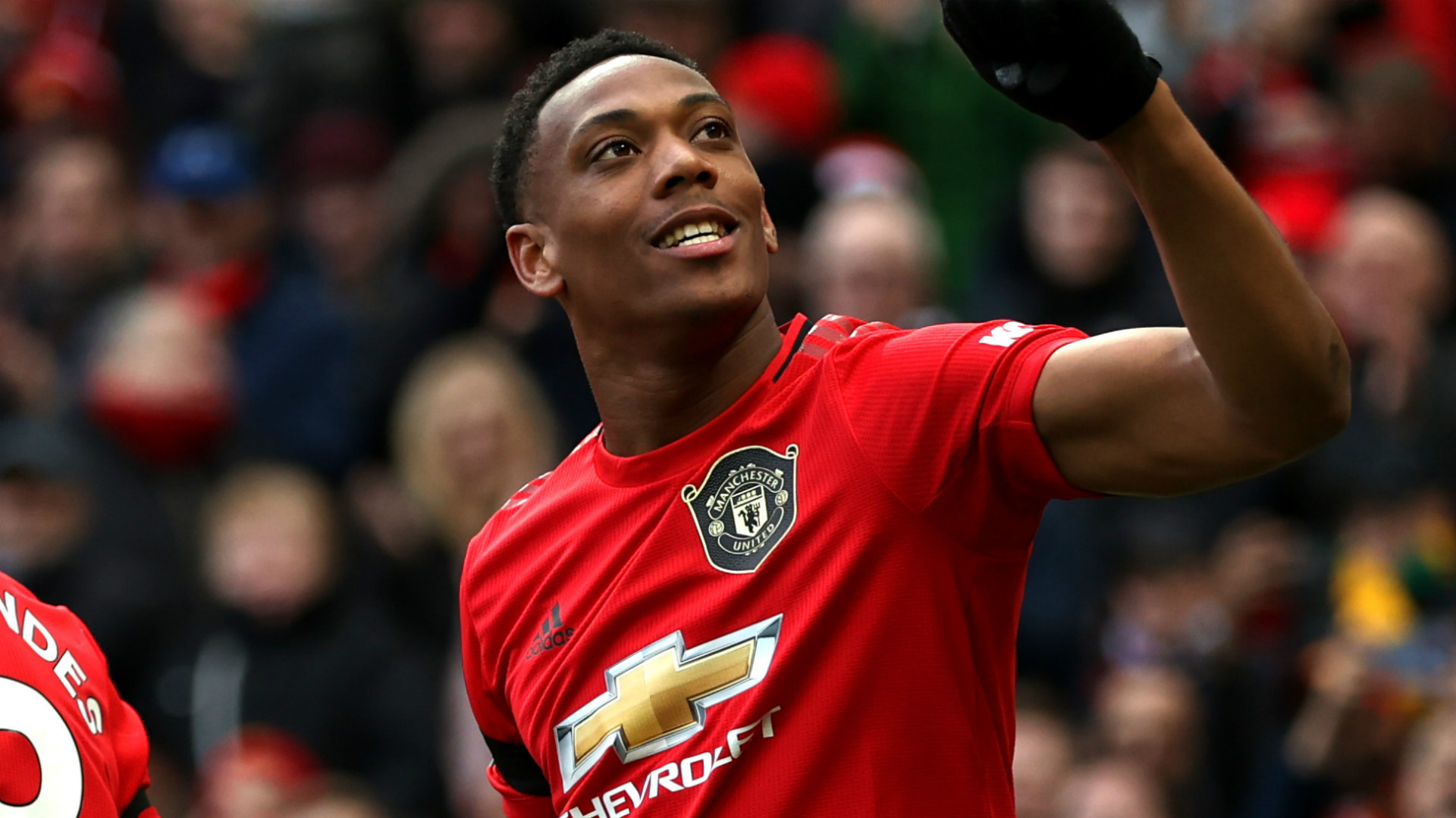 'Mind-blowing' Martial urged to build on best goalscoring run in three years