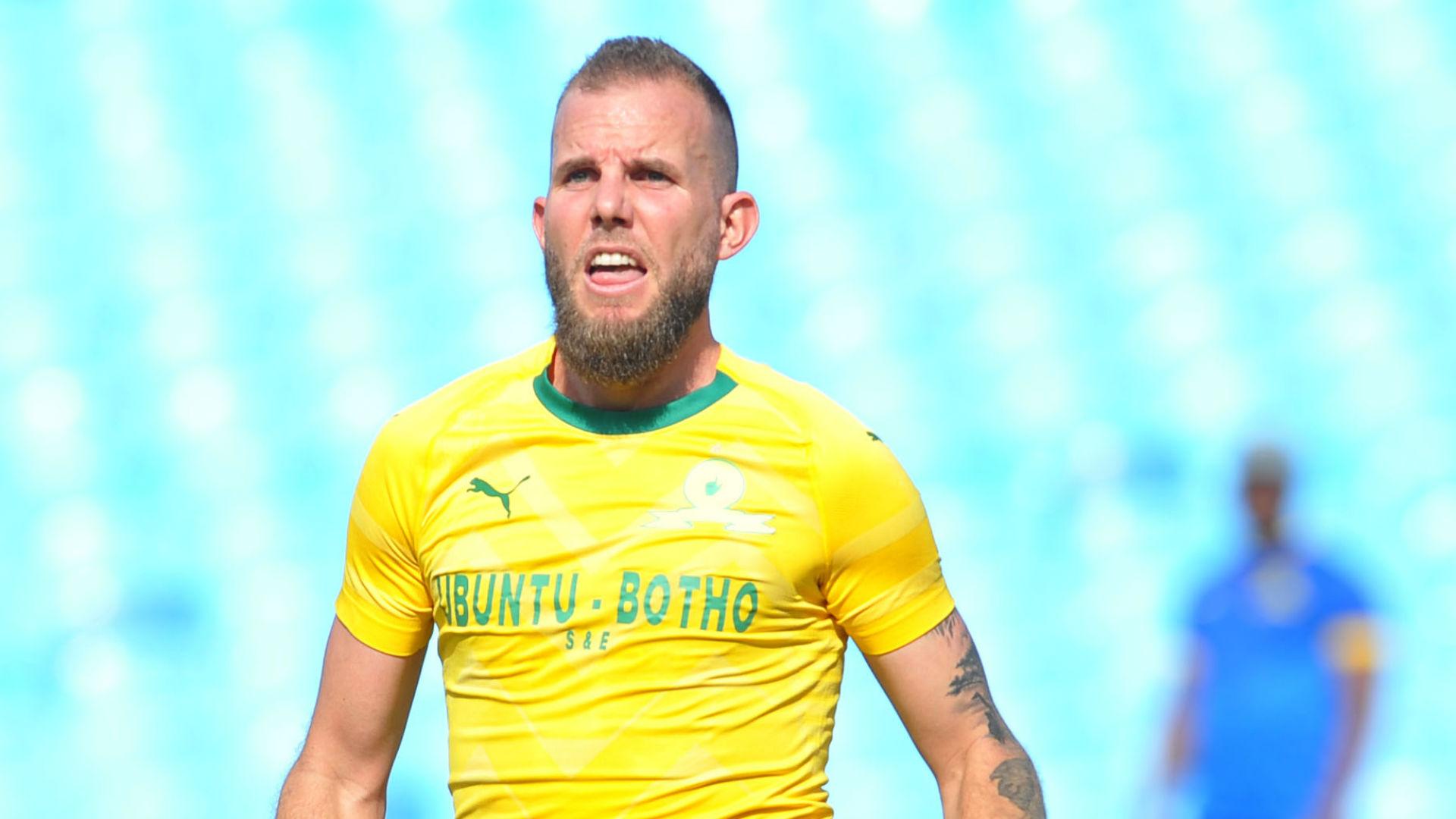 Mosimane on Brockie's Mamelodi Sundowns future after Maritzburg United loan